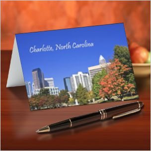 Charlotte Note Cards