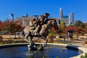 Elizabeth Park in Charlotte