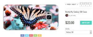 Galaxy S8 Phone Cases
