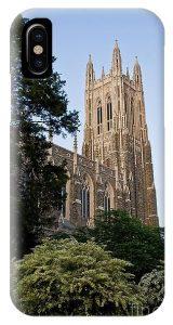 Duke Chapel Phone Case